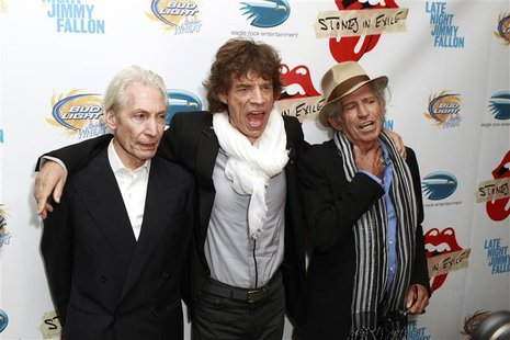 Doom and Gloom, la nueva canción de The Rolling Stones