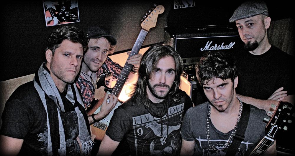 ROCK FUCTORY ahora son EL REGRESO