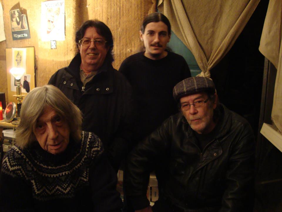 La banda Return con clásicos de los 60′ y 70′ actúan en Valencia