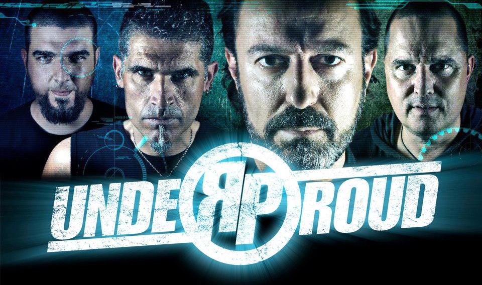 Under Proud: Concierto presentación de su nuevo EP en Madrid