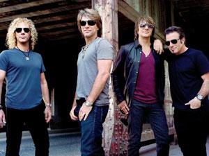 Bon Jovi anuncia nuevo disco y gira mundial para 2013