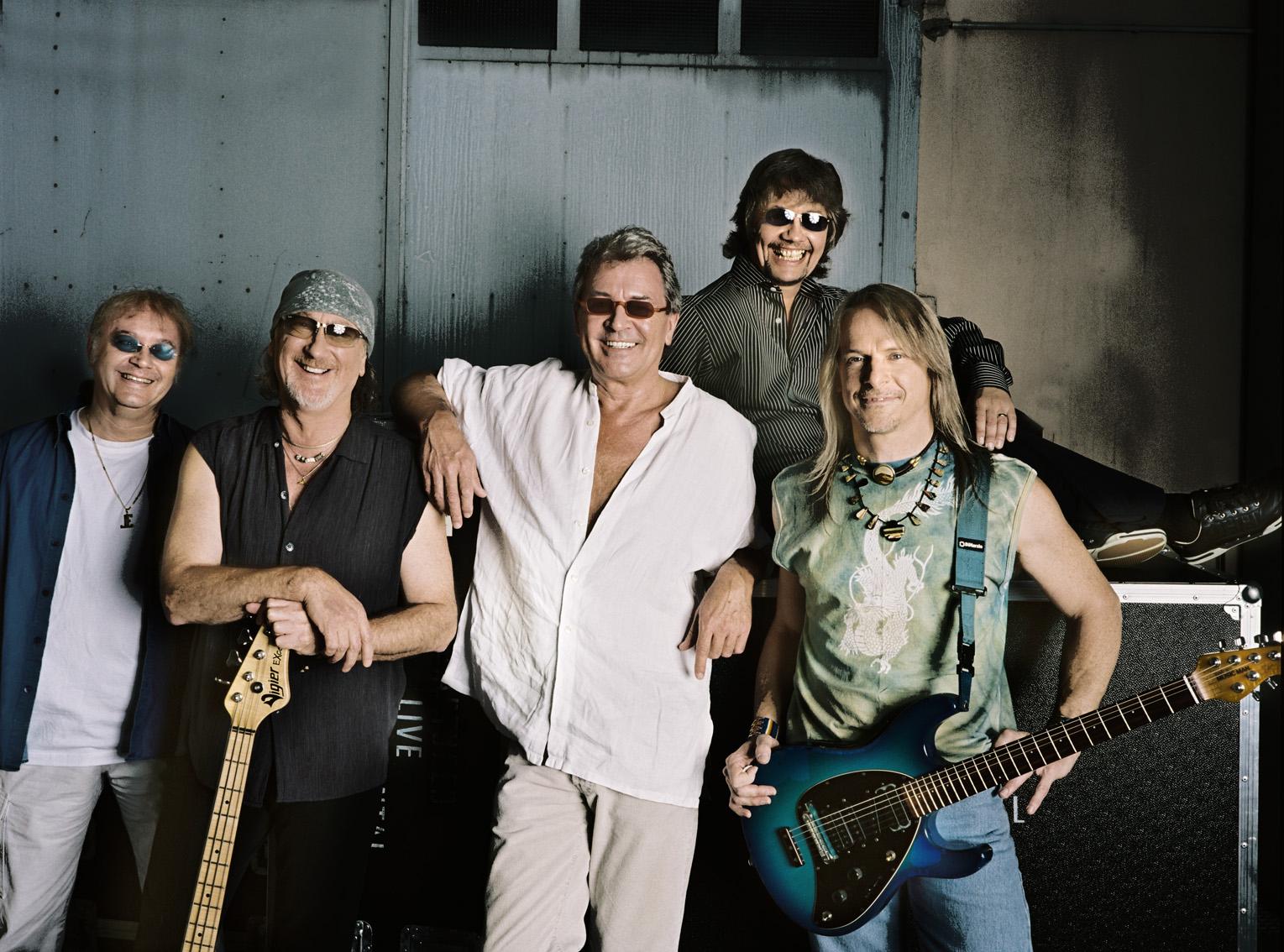Deep Purple entre los nominados a entrar en el Rock&Roll Hall of Fame