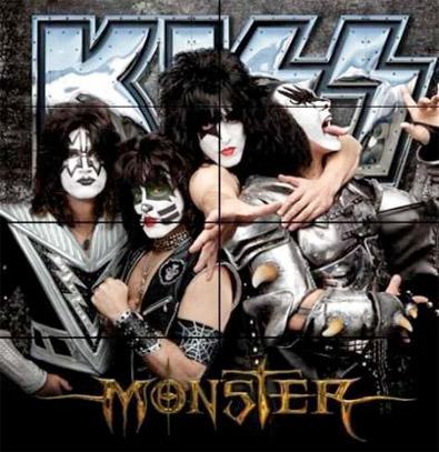 Escucha íntegro el nuevo disco de Kiss, Monster