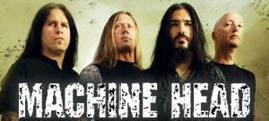 Machine Head nos muestra un adelanto de su próximo disco en directo