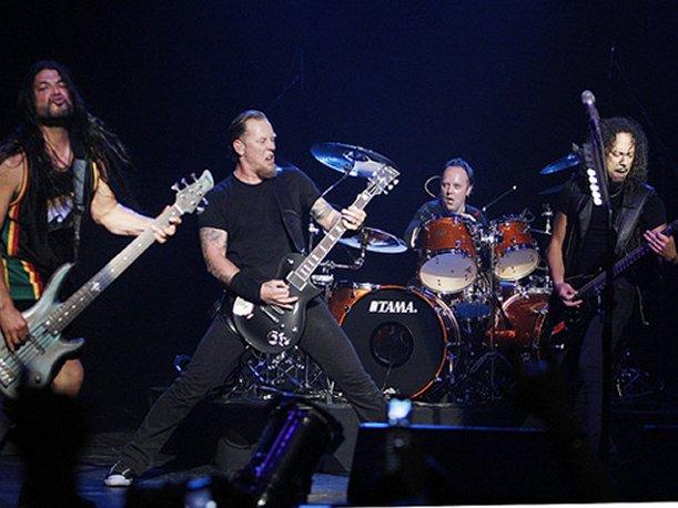 Quebec Magnetic, nuevo DVD de Metallica en Diciembre