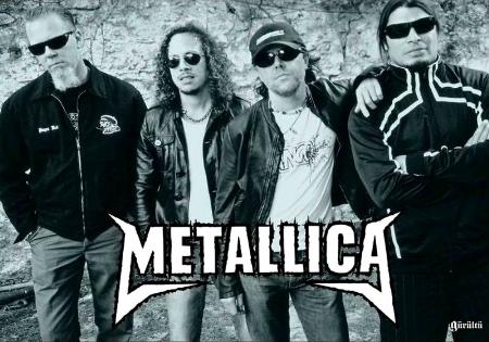 Descarga gratuita de un concierto de Metallica de 1994