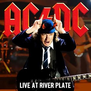 Escucha íntegro el nuevo disco en directo de AC/DC