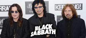 El nuevo disco de Black Sabbath saldría en Abril