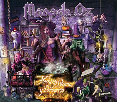 Mägo de Oz anuncia firmas de discos en España