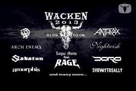 Agotadas las entradas para el Wacken 2013