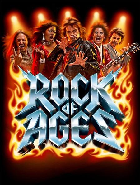 El famoso musical Rock of Ages tendrá su versión sueca