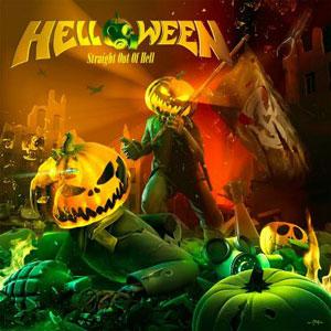 Portada y tracklist del nuevo disco de Helloween