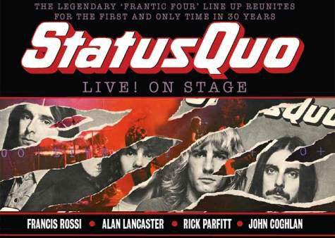 Reunión de la formación clásica de Status Quo