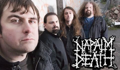 Todo sobre la gira de Napalm Death por España