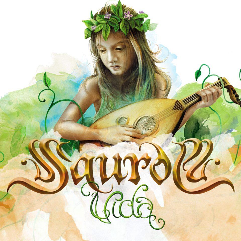 Ya está a la venta el nuevo disco de Saurom, Vida