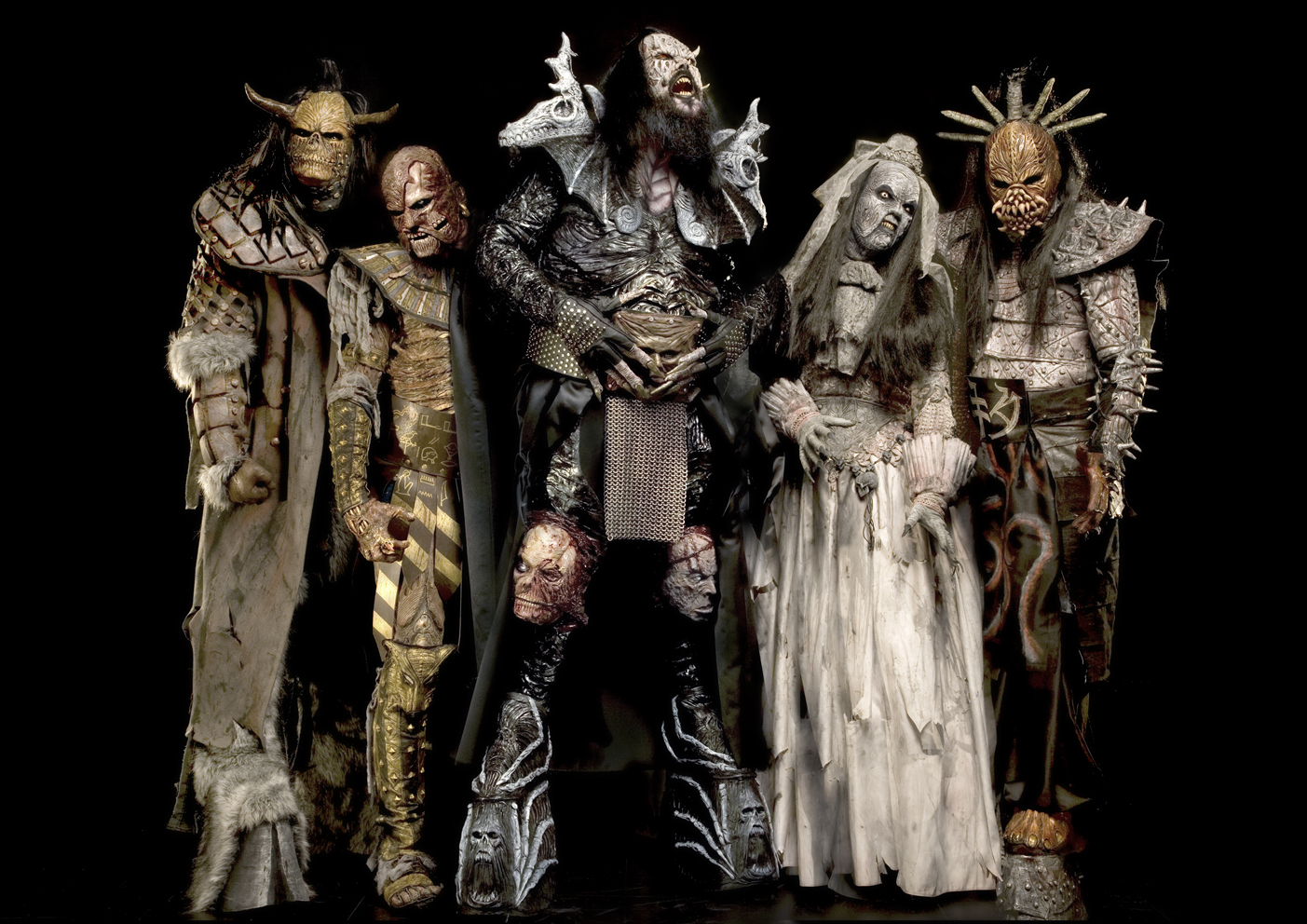Lordi, cambios en la formación, próximo disco y gira