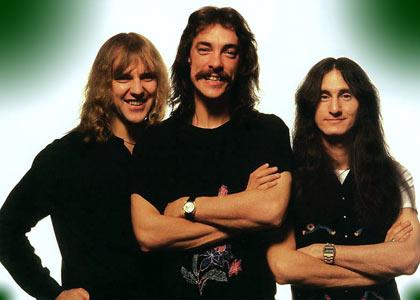 Rush son los elegidos para entrar en el Rock and Roll Hall of Fame