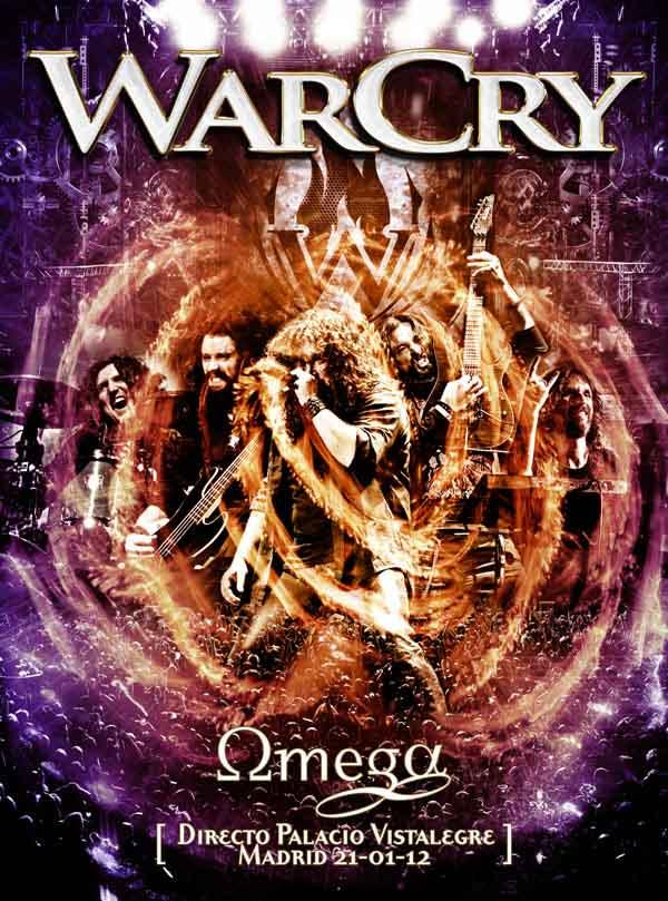 Warcry – Omega (DVD)