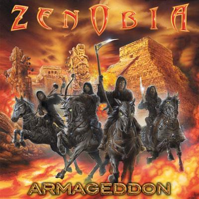 Zenobia presenta Lengua de Serpiente, primer single de Armageddon