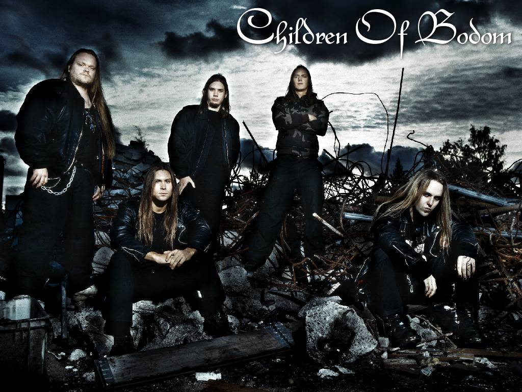 Children of Bodom preparando su próximo disco
