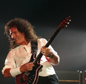 brian may con red special