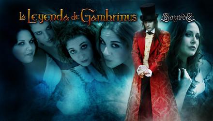 saurom la leyenda de gambrinus