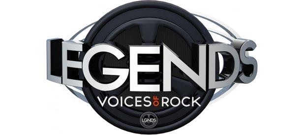 Legends Voices of Rock tocarán en Madrid el 21 de Abril