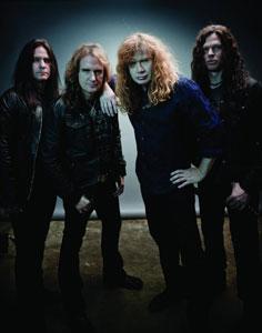"""Megadeth se """"autoanuncian"""" para el Sonisphere España 2013"""