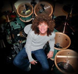 El batería Tommy Aldridge regresa a Withesnake