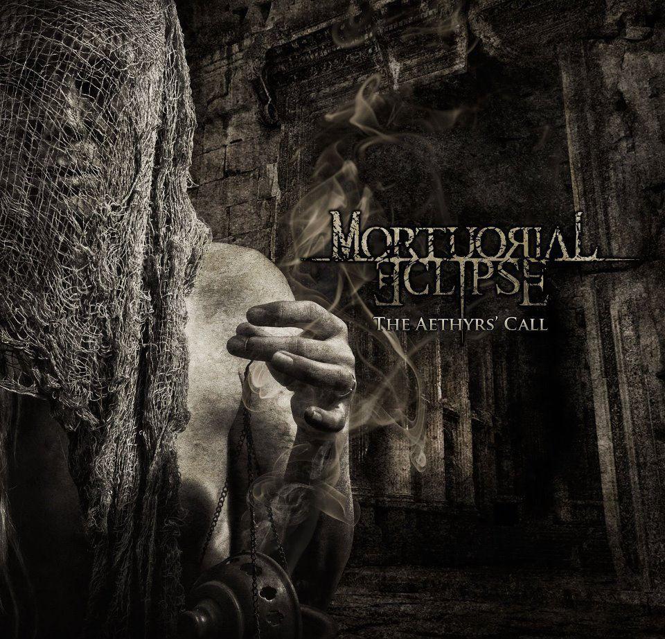 MORTUORIAL ECLIPSE: Portada, Titulo Y Tracklist