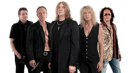 Deff Leppard, Whitesnake y Europe de gira por España en Junio