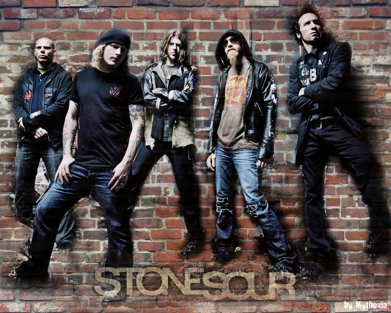 Tracklist y portada del House Of Gold And Bones Part II de Stone Sour