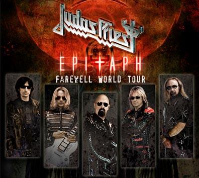 Trailer y setlist de Epitath, el nuevo DVD de Judas Priest