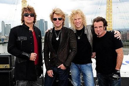 Bon Jovi tocará en el Vicente Calderón el 27 de Junio