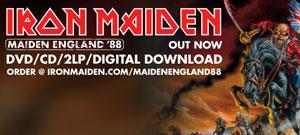 Adelanto del DVD de Iron Maiden