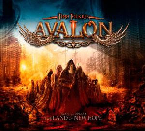Avalon, nuevo proyecto de opera metal de Timo Tolkki