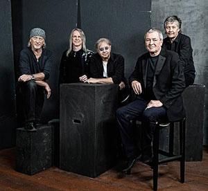 Ya se pueden escuchar samples del nuevo disco de Deep Purple