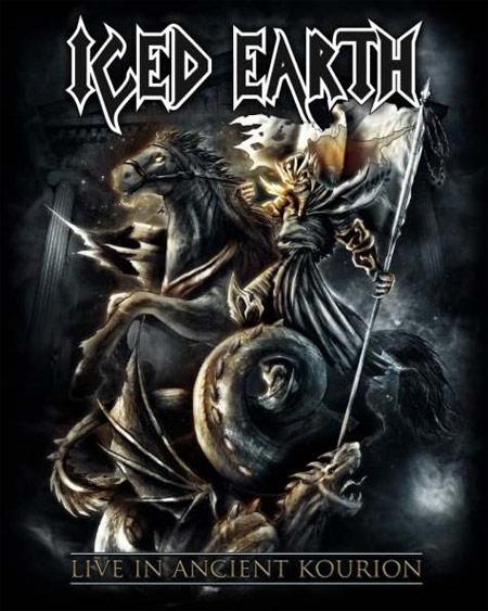 Iced Earth nos muestran un adelanto de su nuevo DVD en directo