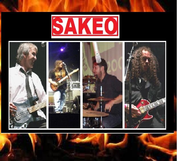 Sakeo, con exintegrantes  de Koma, presentan el adelanto de su primer disco
