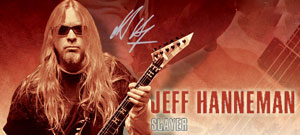 Fallece a los 49 años el guitarrista de Slayer James Hanneman