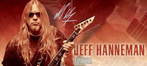 Fallece a los 49 años el guitarrista de Slayer James Hanneman