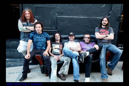 Vinotinto, la nueva megabanda del rock español