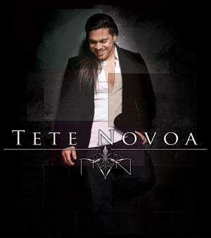 Tete Novoa presenta su primer single en solitario, Volver A Empezar