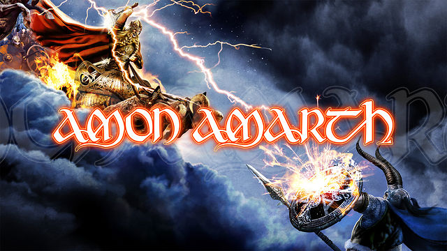 Amon Amarth nos adelantan el tema Deceiver of the Gods