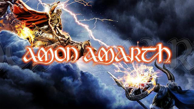 Amon Amarth nos adelantan el tema Deceiver of the Gods