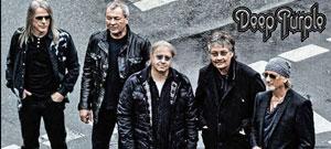 Deep Purple tocando en Ávila el 27 de Julio