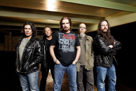 Dream Theater volverán a girar por España en Enero