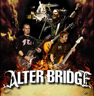 ALTER BRIDGE y HALESTORM el próximo mes de Noviembre en Barcelona y Madrid