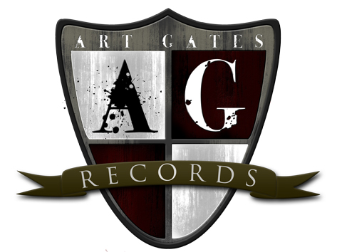 Art gates records logo