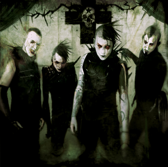 "KILLUS: Nuevo Single ""THE DARKNESS OF THE CRYPT"" y exitoso comienzo de su ""FEEL THE MONSTER SPANISH TOUR 2013"""